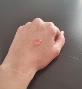 texture on hand